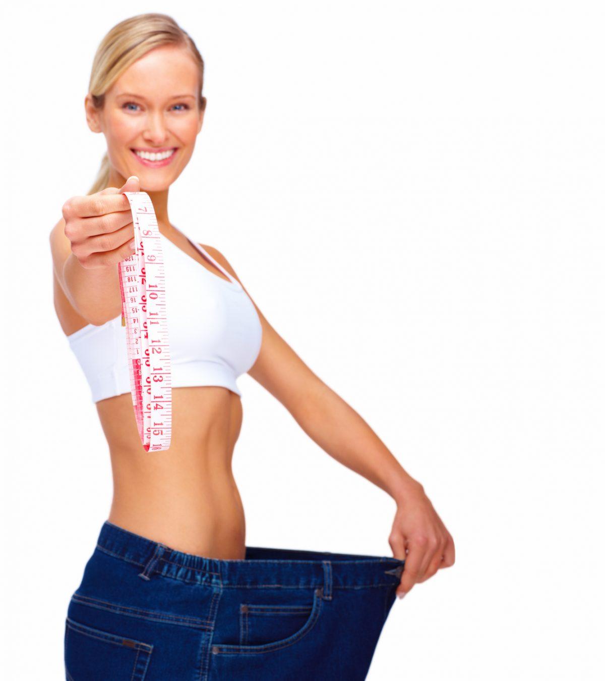 Weightloss Concept