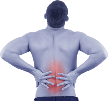 Back pain in The Villages