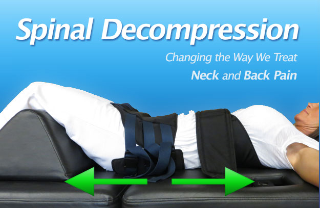 Spinal decompression