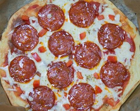 Low Carb (Keto) Pizza Recipe