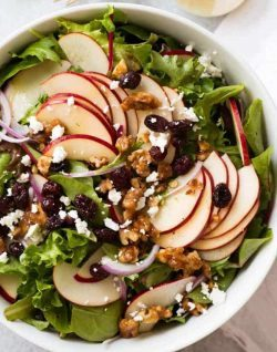 Colorful Holiday Salad