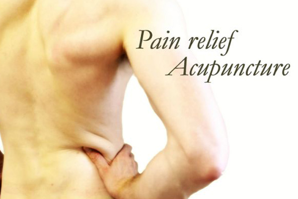Acupuncture Point Pain Relief Shots