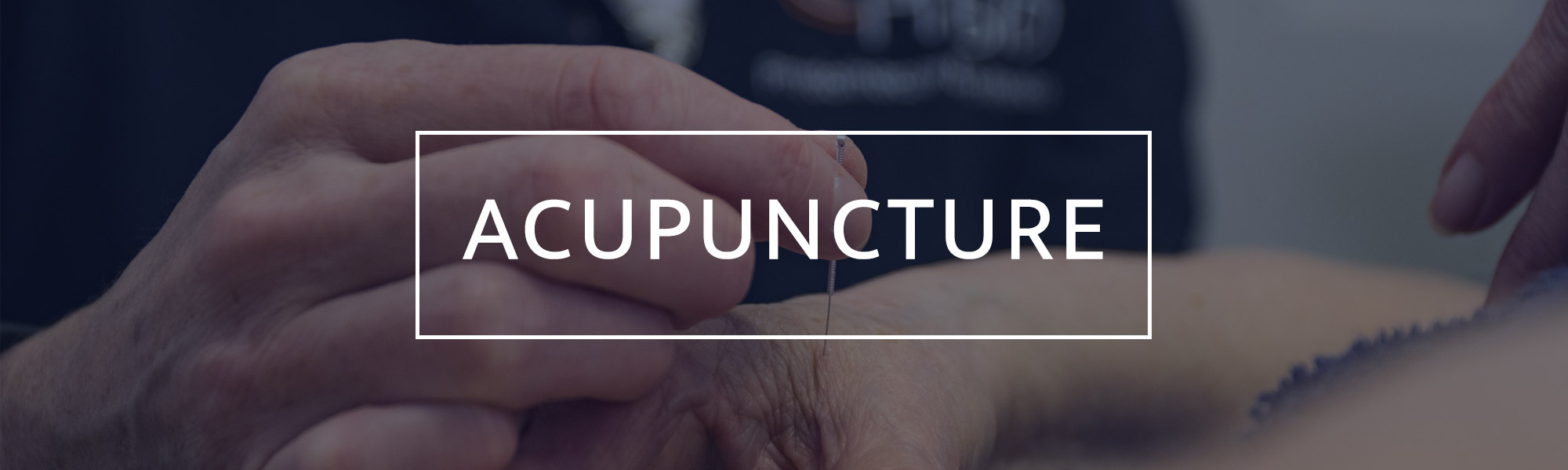 Acupuncture In The Villages