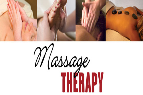 Massage therapy in the villages