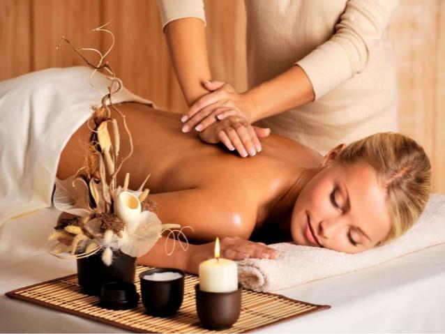 massage in the villages