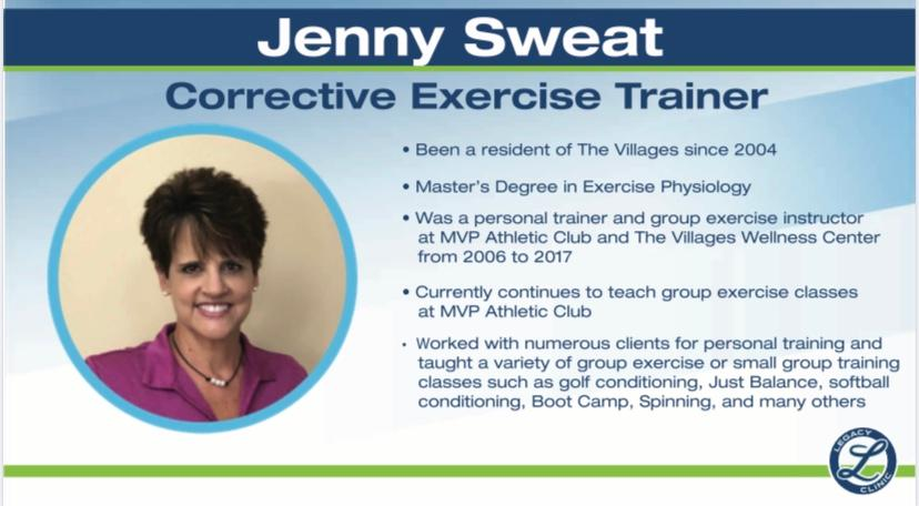 Corrective Exercise Trainer in The Villages
