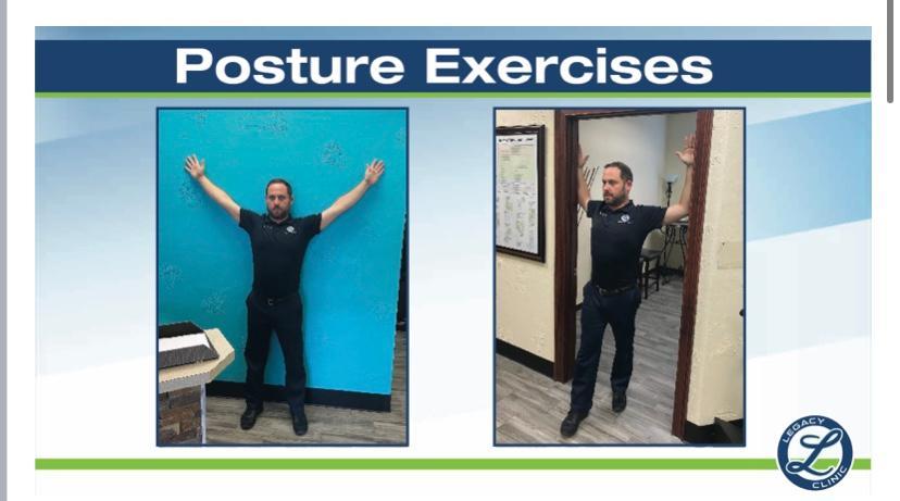 Posture Health
