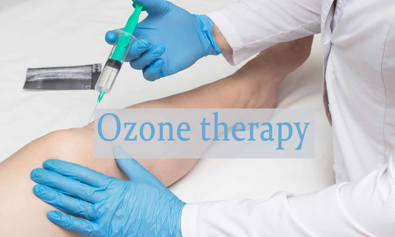 Regenerative Ozone Injections