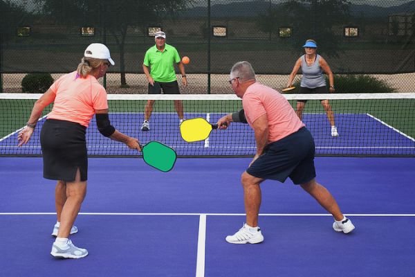 chiropractic and pickle ball
