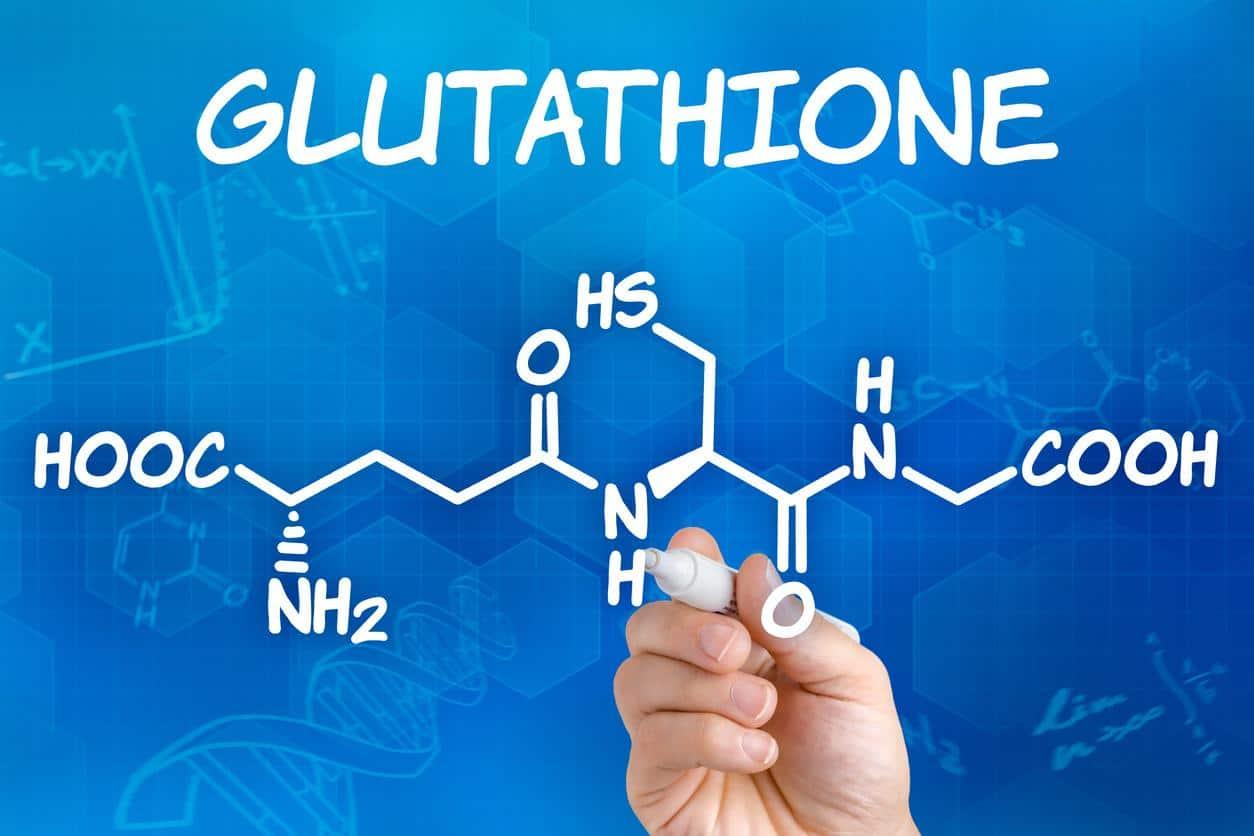 Glutathione and Covid